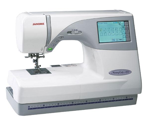 Oferta towar w for Janome memory craft 6600p